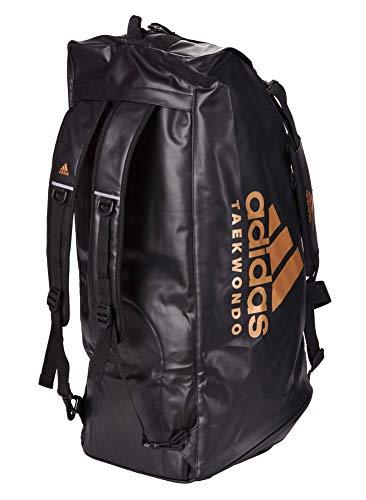adidas 2in1 Bag Taekwondo Black/Gold...
