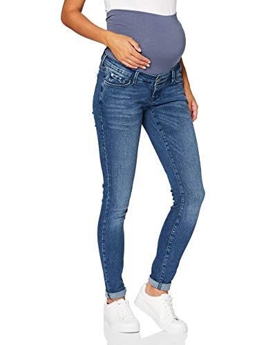 Noppies Damen OTB Skinny Avi Every Day Blue Jeans, Blue-P142, 30/32