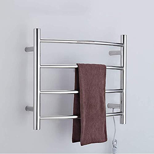 Mengen88 Calentador de Toallas de Montaje en Pared, Cuarto de baño de...