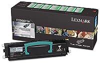 Lexmark E250A11A Toner, 6000 Page-Yield, Black by Lexmark