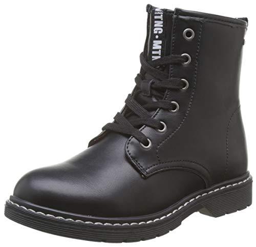 MTNG Jungen 47853 Kurzschaft Stiefel, Schwarz (Tango Negro C42697), 36 EU