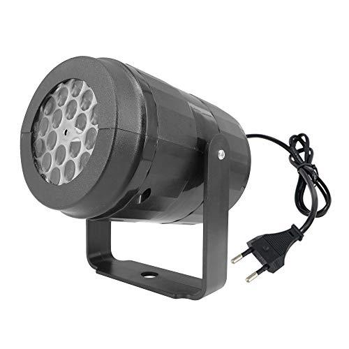 Proyector de luz navideña para nevadas, luces de proyector de vacaciones para interiores y exteriores, lámpara de...