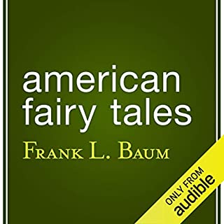 American Fairy Tales audiobook cover art