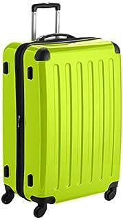 HAUPTSTADTKOFFER - Alex- Luggage Suitcase Hardside Spinner Trolley 4 Wheel Expandable, 75cm, applegreen (B004WNZGJ6) | Amazon price tracker / tracking, Amazon price history charts, Amazon price watches, Amazon price drop alerts