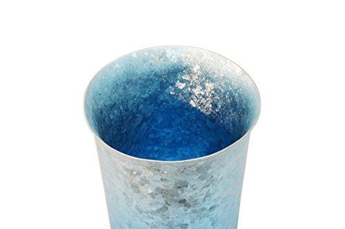 HORIE(ホリエ)新潟県燕産チタン2重タンブラー窯創り広口300ccグラデーションブルーT13KM300GBT13KM300GB
