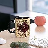 Cerámico Café Té Taza De Leche Tazas Divertidas Taza Novedosa Harry Potter Con Regalos Para Bodas Cumpleaños Días...