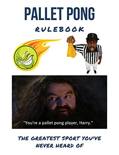 Pallet Pong Rulebook (English Edition)