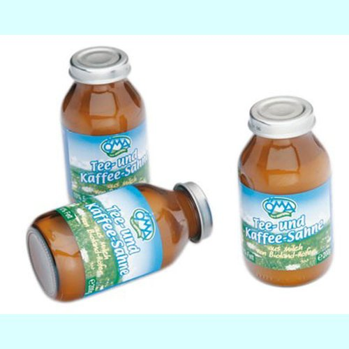 Öma Bio Tee- und Kaffeesahne 10%, 165 g