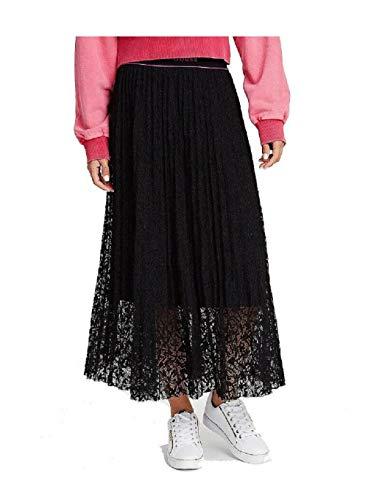 Guess Malak Skirt Gonna, Nero, M Donna