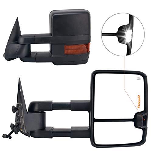09 sierra tow mirrors - 2