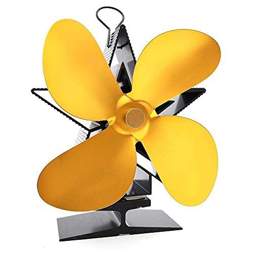 ventilador estufa leña ecofan de la marca LIXFDJ