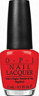 O.P.I Nail Lacquer, Red My fortune Cookie, 15ml