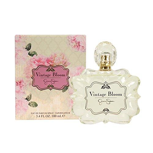 Jessica Simpson Vintage Bloom Women Eau De Parfum Spray, clear , 3.4 Ounce