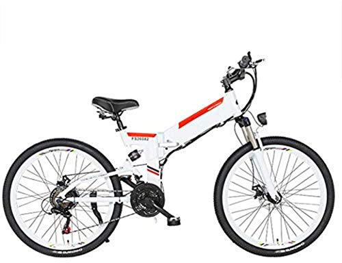 Bicicletas Eléctricas, Bicicleta eléctrica plegable bicicleta de montaña eléctrica con 24