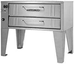 Bakers Pride Convection Flo Single Deck Gas Oven, 48 x 43 x 54 inch -- 1 each.