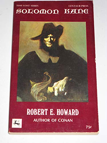 Solomon Kane 0878180052 Book Cover