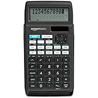 Amazon Basics 2 Line Scientific Calculator