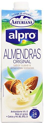 Alpro Bebida Almendras Original, 1L