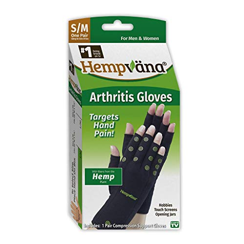 Hemp Compression Gloves