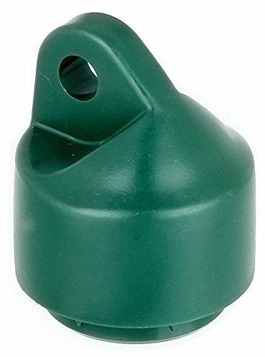 GAH-Alberts 654900 Strebenkappe, Kunststoff, grün, für Ø34 mm
