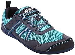 Xero Shoes Women's Prio Cross Training Shoe - Lightweight Zero Drop, Barefoot, Robin's Egg Blue, 10.5