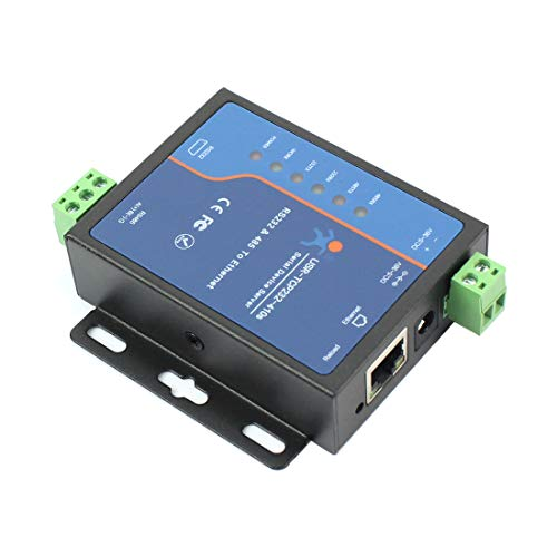 USR-TCP232-410S Terminal Power Supply RS232 RS485 to TCP/IP Converter Serial Ethernet Serial Device Server