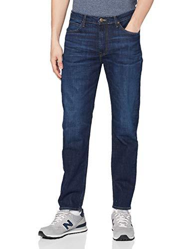 Lee Austin Jeans, Azul (Dk Worn Foam If), 31W / 34L para Hombre