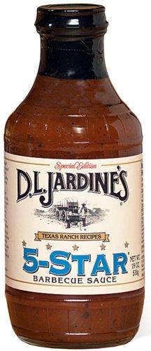 Bargain D.L. Jardines 5-Star BBQ Sauce Pack 18 oz 4 Choice of