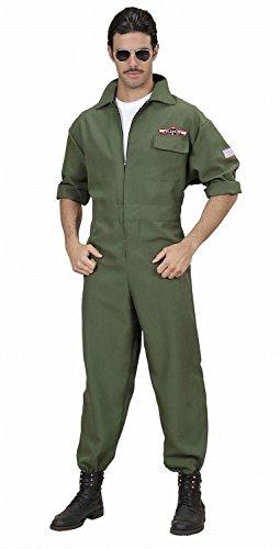 Widmann - Kostüm Kampfjet Pilot