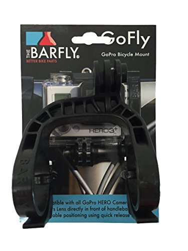 Barfly Support pour GoPro Noir