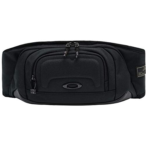 Oakley Street Duffle Bag - Travel Bag - Snowboard Bag with Handles - Exterior Pockets - Zippered Shoe Pocket with Drain Ports - Padded Shoulder Strap
