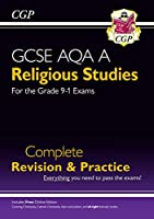 Grade 9-1 GCSE Religious Studies: AQA A Complete Revision & Practice with Online Edition