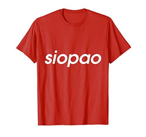 Siopao Filipino Food Philippines Pinoy Filipino PI Shirt