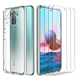 Pnakqil Case 3Pack Screen Protector Tempered Glass for