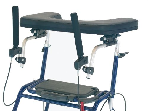 Spezial-Rollator mit Armauflage Invacare Alpha Advanced