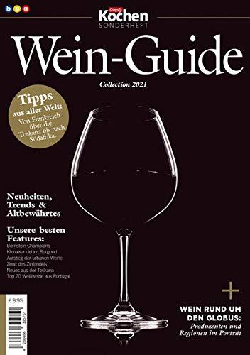Simply Kochen SONDERHEFT: Wein-Guide - Collection 2021