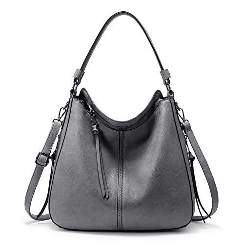 Handbags for Women Hobo Purse Large Ladies Crossbody Shoulder Bag Faux Leather