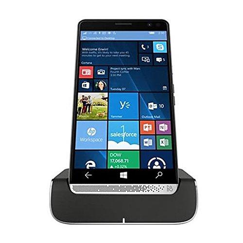 HP X9U42UT#ABA Elite x3 Snapdragon 820 Quad 4GB 64GB gsm Escritorio Dock W10