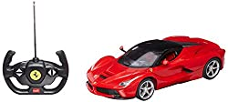 LaFerrari Radio Remote Control Model Car by RASTAR-Best Gifts for 6 Year Old Boys