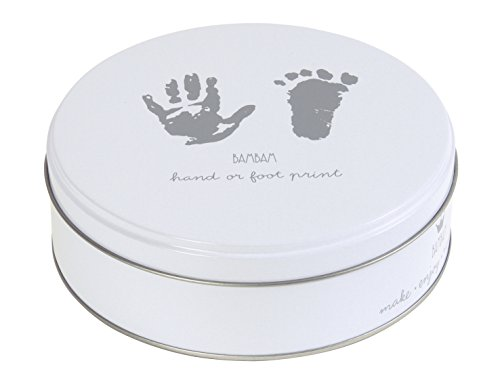 BamBam baby gifts 82029G Handprint or foot print kit