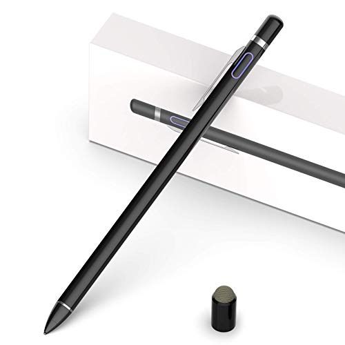 Stylus Pen for Touch Screens, Digital Pencil Active Pens Fine Point Stylist Compatible with iPhone iPad Pro and Other Tablets