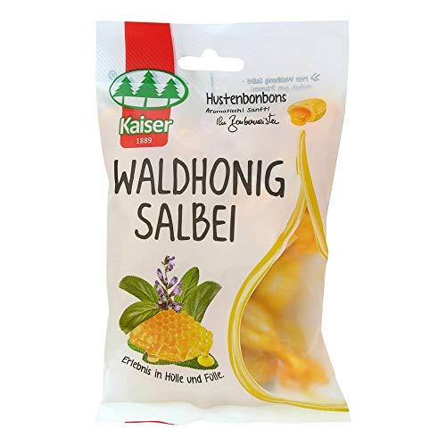 KAISER BONBONS Waldhonig Salbei,90 g