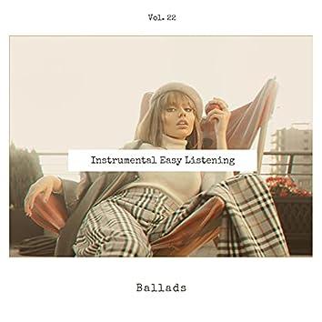 Instrumental Easy Listening Ballads, Vol. 22