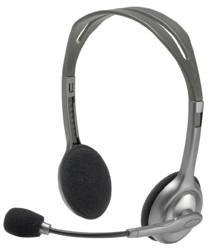 Best Review Of Logitech Stereo Headset H110, Standard Packaging