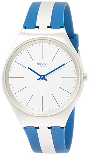 Orologio Swatch Skin Irony SYXS107 Al quarzo (batteria) Acciaio Quandrante...