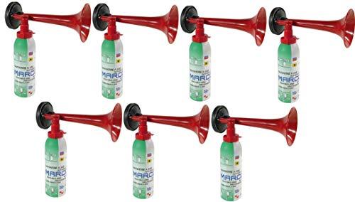 Marco 7 - Bocina de aire comprimido (cumple la normativa de la UE, muy respetuoso con el medio ambiente)