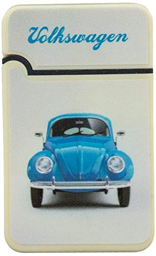 TopschnaeppchenDSH Volkswagen - Käfer, blau - Sturmfeuerzeug Offizielles Merchandise von VW