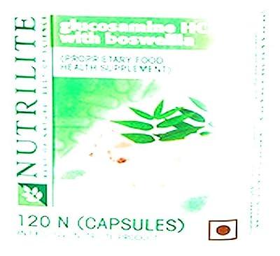 Viridian Joint Complex - Glucosamine HCL - Boswellia - 120 Vegicaps by Viridian