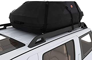 Car Top Carrier 15 Cubic Feet Waterproof Roof Top Cargo Bag Fit for The Outdoor Elements