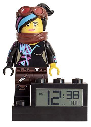 LEGO Movie 2 9003974 Wyldstyle kinderwekker minifiguur verlicht